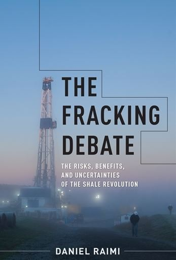 The Fracking Debate book cover