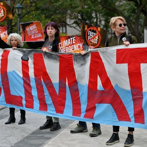 Earth Day at 50 Reveals What's Missing in Climate Change Fight