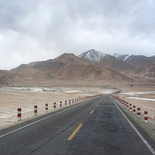 Image of Belt and Road project in Pakistan